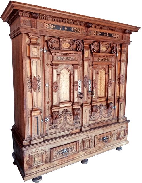 Armoire du Château d'Aigle