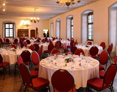 Location salle du Château - Salle des Communes