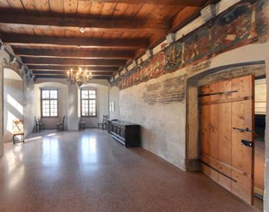 Location salle du Château - Salle des Gouverneurs