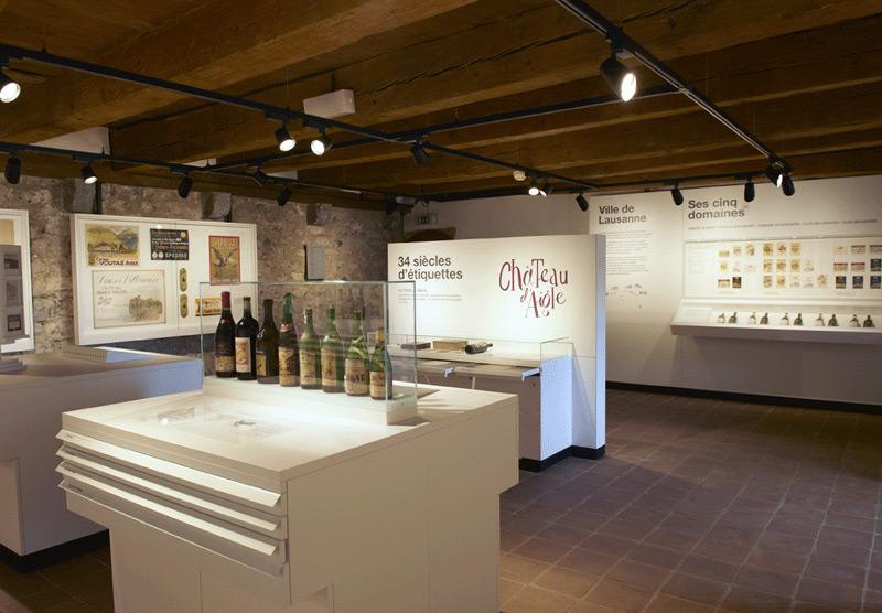 Exposition intéractive - Musée du Vin