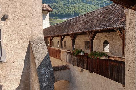 Mystère au Château