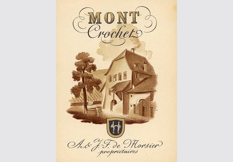 Mont-sur-Rolle - Crochet