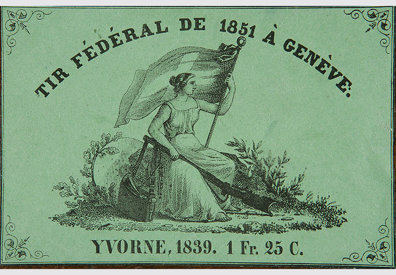Yvorne - 1839