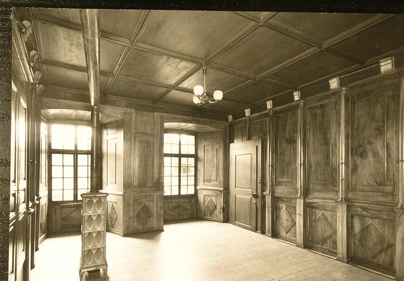 1970 - Chambre du banneret